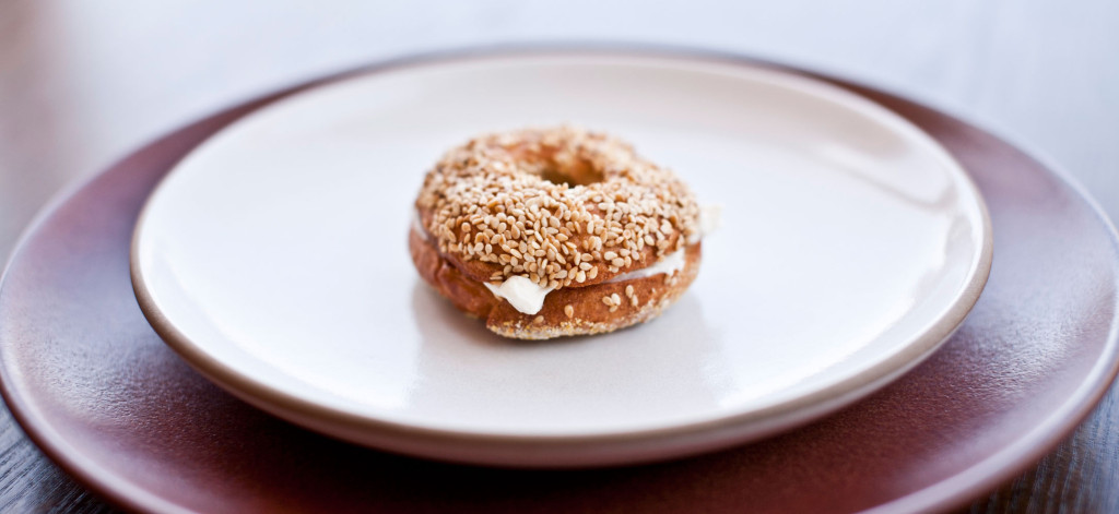 Gluten-free-bagel-cream-cheese